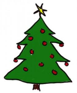 christbaum-klein